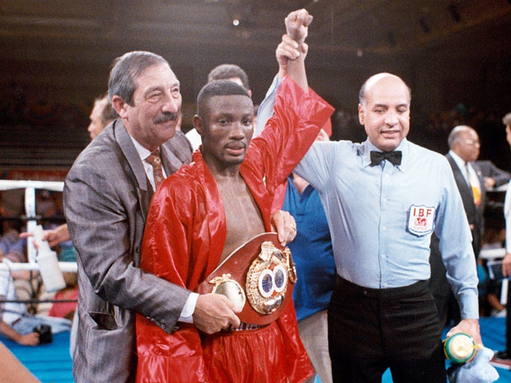 Pernell 'Sweet Pea' Whitaker Dead At 55 After Hit By Car ...