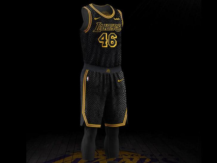 L.A. Lakers to Wear Kobe Bryant Tribute Jerseys In NBA ...