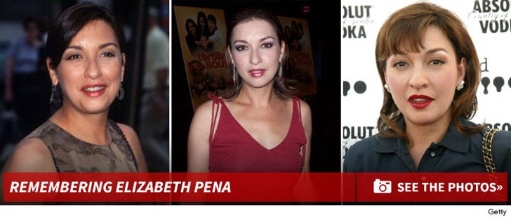 Remembering Elizabeth Pena