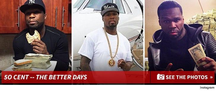 50 Cent's Better Times