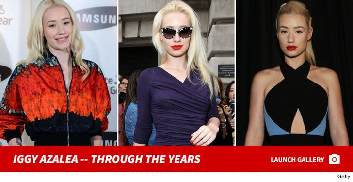 Iggy Azalea -- Through The Years