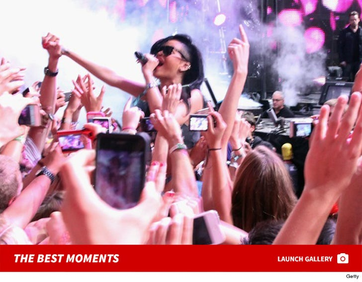 Coachella Music Festival's Best Moments