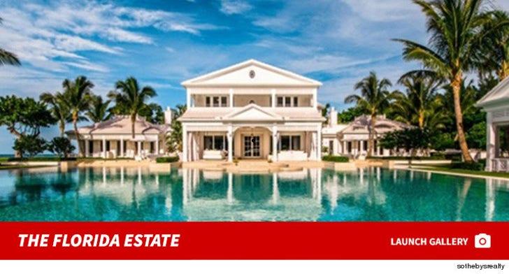 Celine Dion's Florida Home For Sale