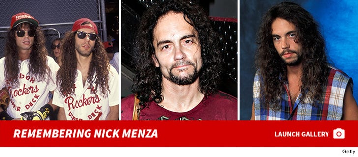 Remembering Nick Menza