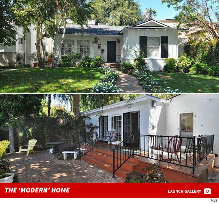 Eric Stonestreet House -- For $ALE!