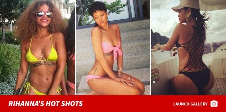Rihanna's Sexy Snapshots