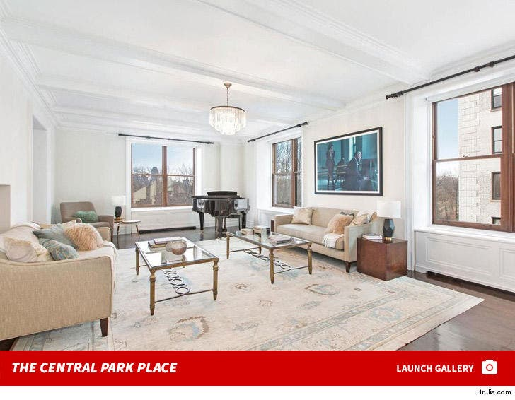 Bruce Willis -- Lists Central Park Place