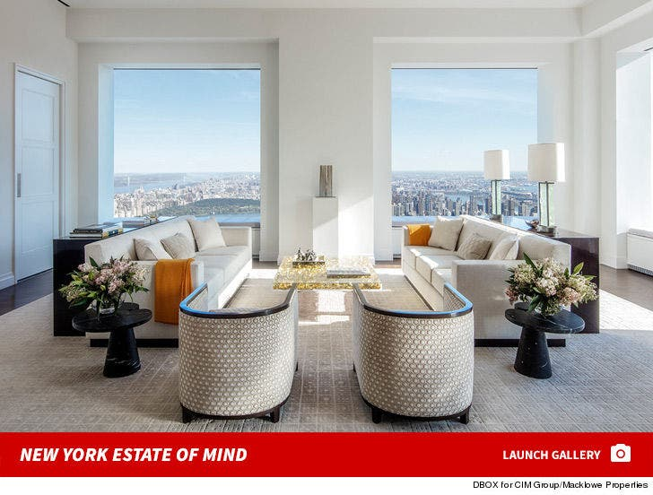 J Lo and A-Rod's New Apartment -- New York Estate of Mind