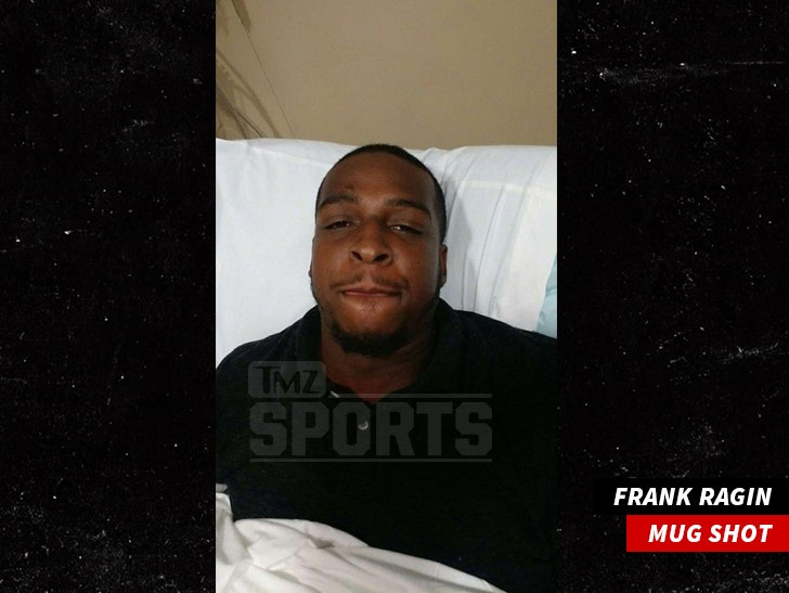 Pacman Jones Attacker Takes Mug Shot In Hospital Bed