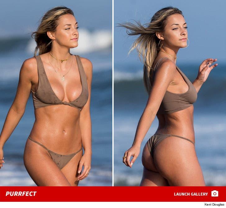 Cat Kennedy's Bikini Shots -- Purrfect