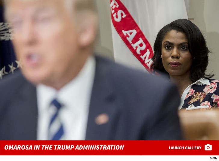 Omarosa in the Trump Administration