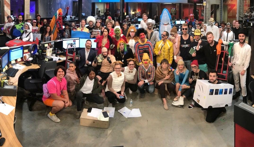 Tmz Staff Halloween Costumes 2018