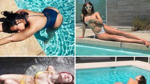 Coachella 2018 Poolside Pics -- Drippin' In The Desert