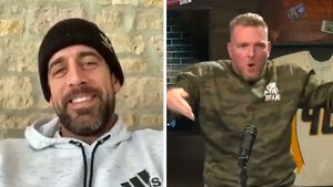 Aaron Rodgers Drops Cockiest Clapback Ever, QBs Would Kill For My 'Bad' Years