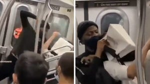 NYPD Looking for Suspect Who Beat Up Asian Man on Subway
