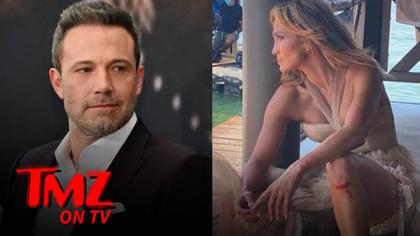 Ben Affleck Started Reaching Out to Jennifer Lopez Back in February | TMZ TV.jpg