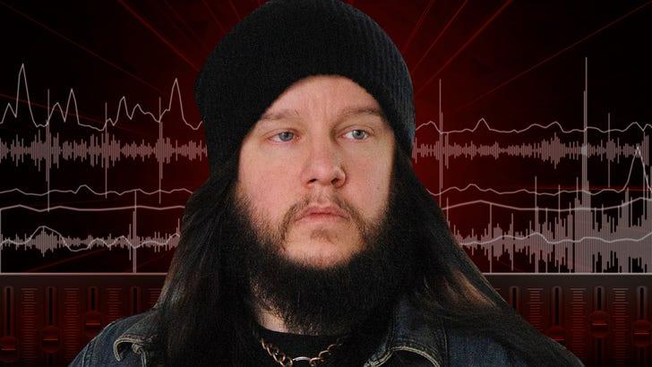 Former Slipknot Drummer Joey Jordison Death, Emotional 911 Call.jpg