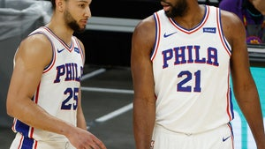 Joel Embiid Doesn't Want Ben Simmons Traded, 'I Love Playing' W/ Him