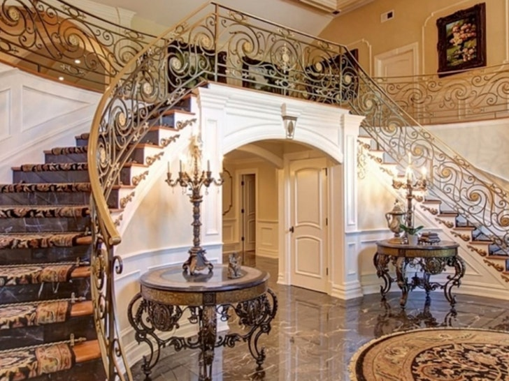 Teresa Giudice's New Jersey Mansion