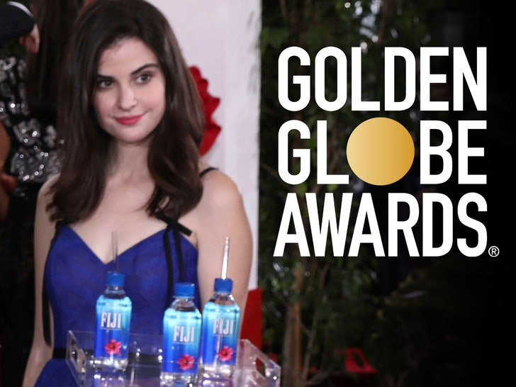 Golden Globes Ditched Fiji, But Don't Blame 'Fiji Water Girl' - EpicNews