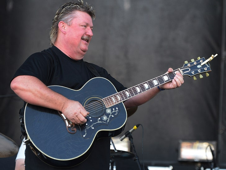 Joe Diffie Dies At 61 From Complications From Coronavirus