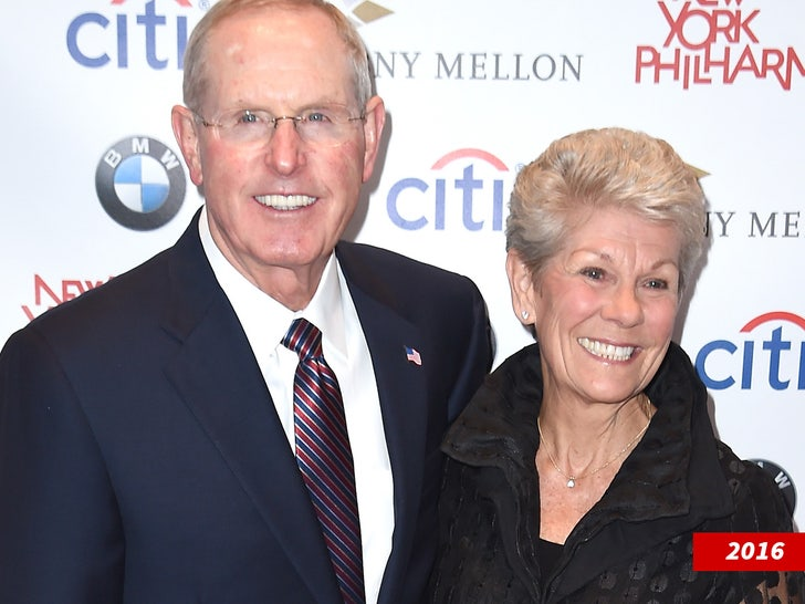 tom coughlin and wife