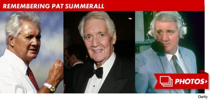 Remembering Pat Summerall
