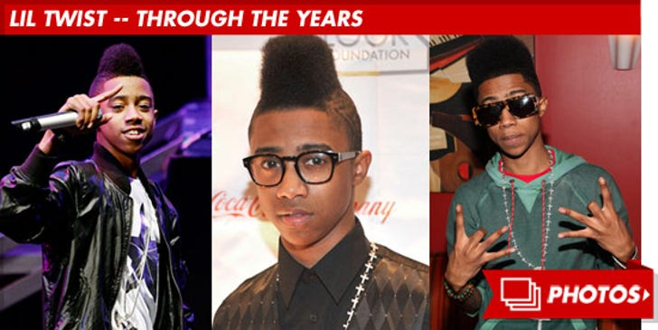 Lil Twist -- Through the Years
