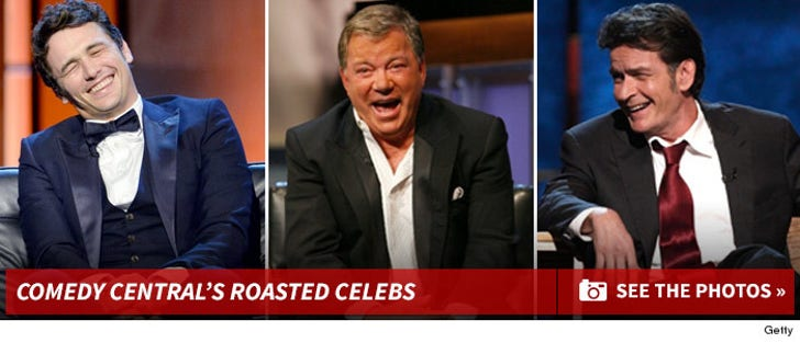 Comedy Central's Roasted Celebrities