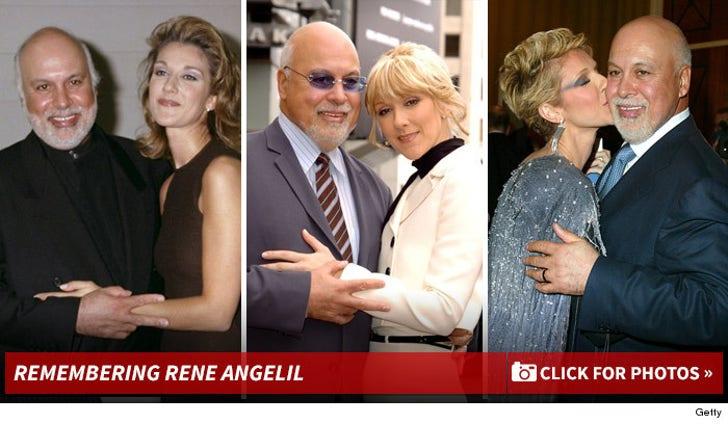 Remembering Rene Angelil