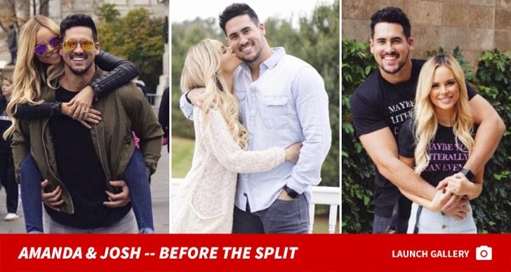 Amanda Stanton And Josh Murray -- Before the Split
