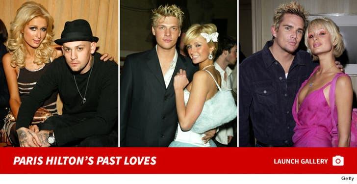 Paris Hilton's Hunks