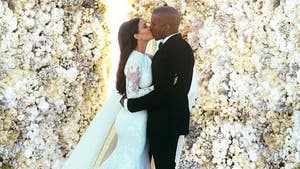 Kim and Kanye -- Happy Anniversary ... One Year and Counting!!!