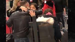 Joe Giudice Reunites with Daughters In Italy
