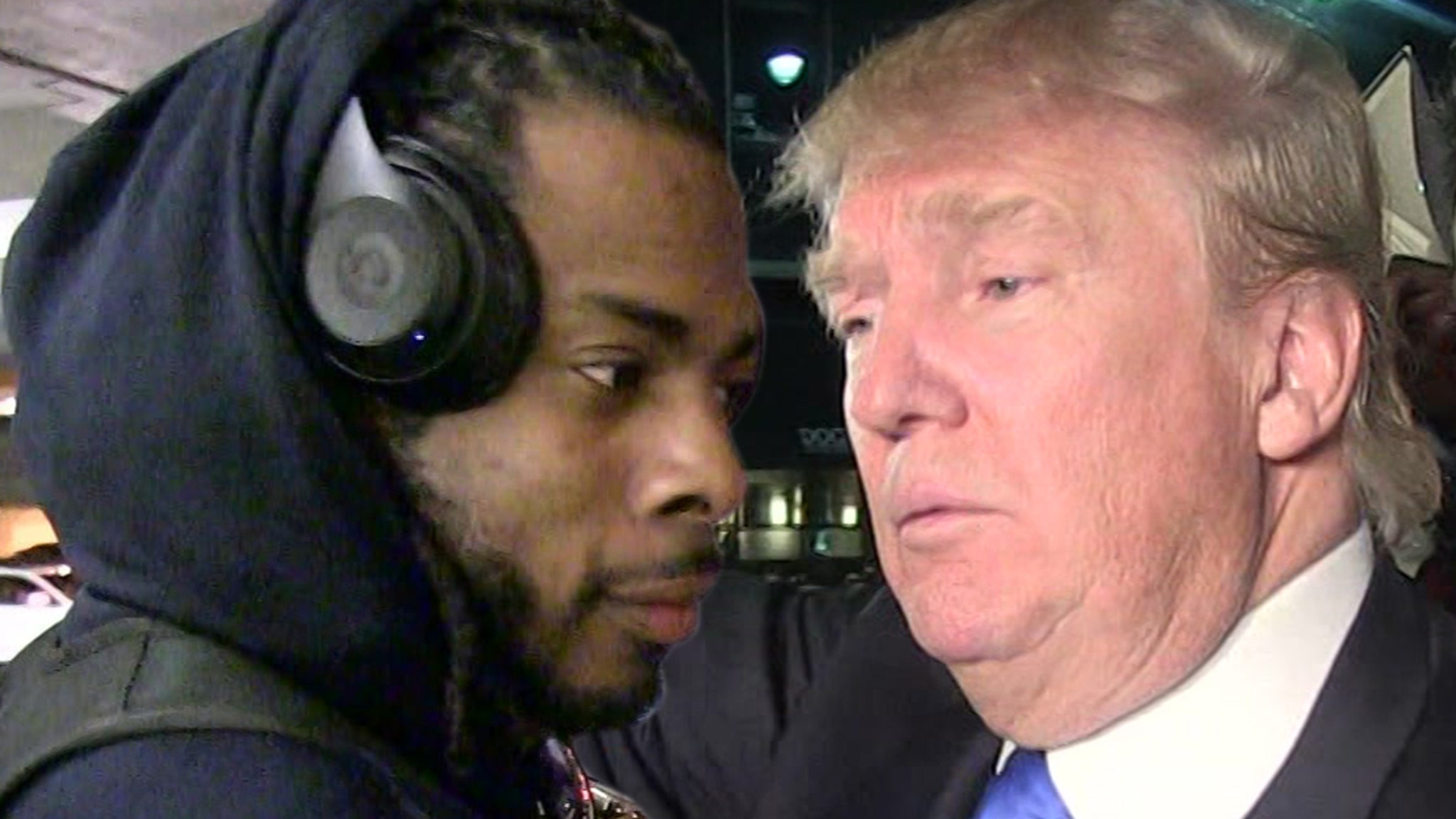 49ers' Richard Sherman On Possible Trump White House Visit, 'I Doubt It'