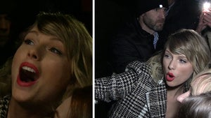 Taylor Swift Swarmed at Sundance Before Eating Disorder Revelation
