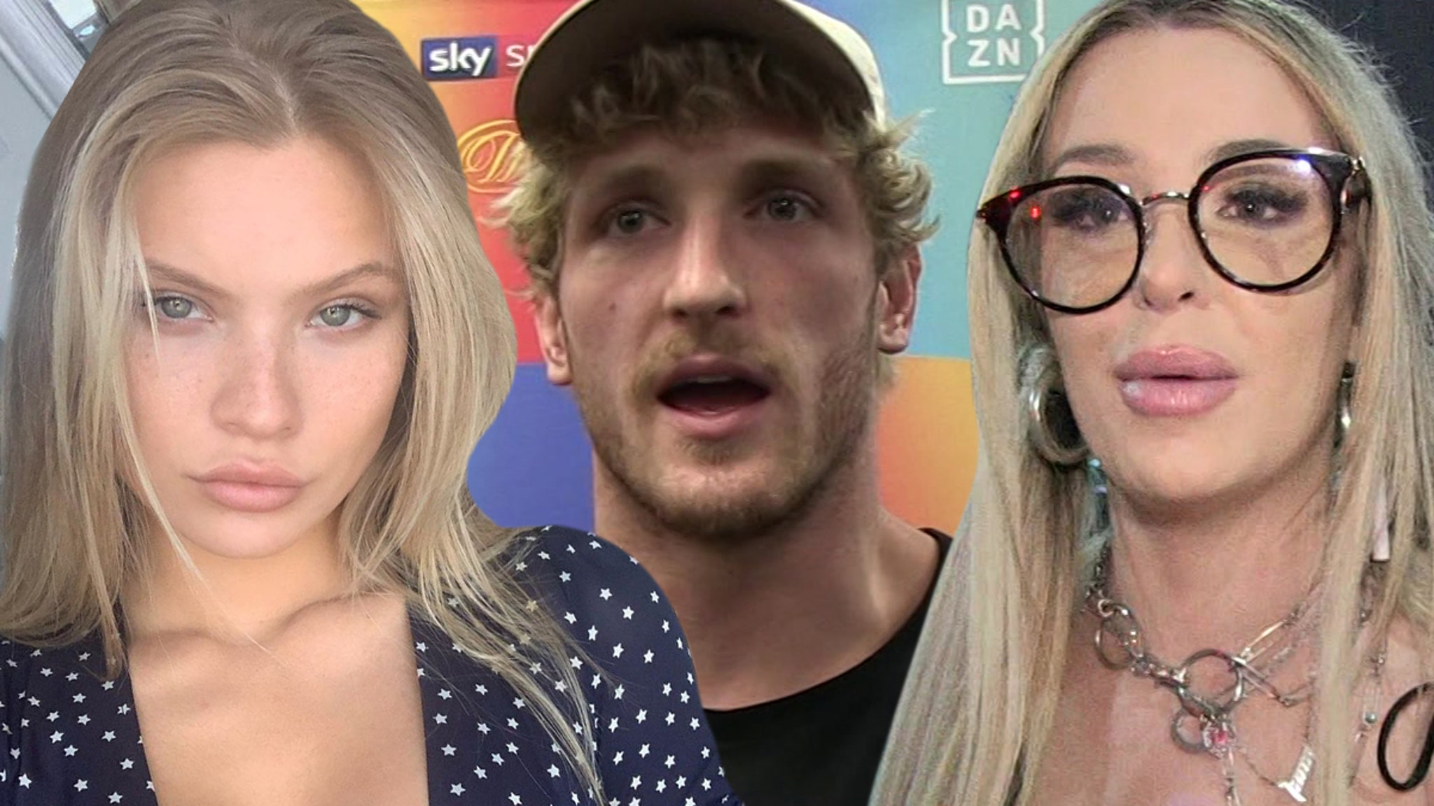 Josie Canseco and Logan Paul Break Up, But Not Because of Tana Mongeau