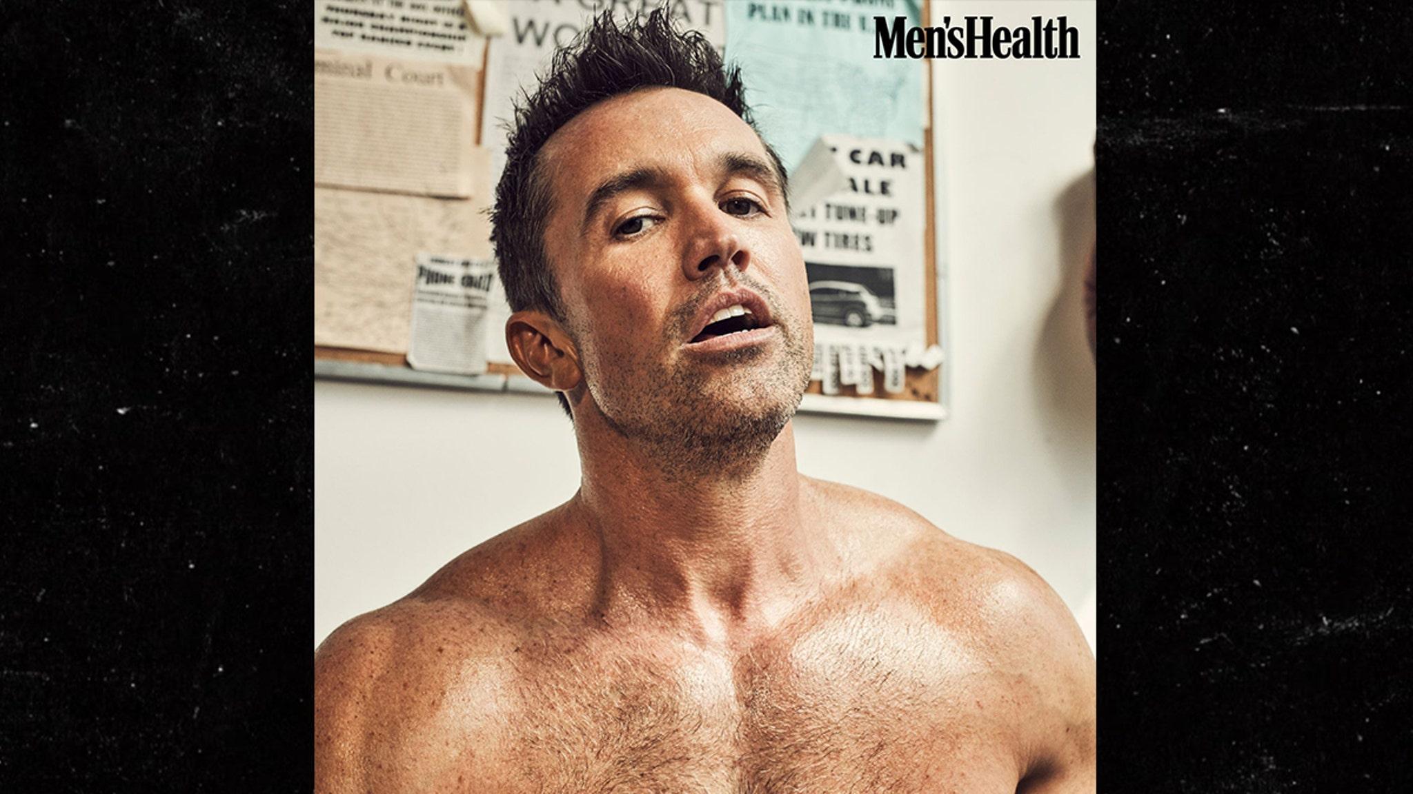 'Always Sunny' Star Rob McElhenney Flaunts Shredded Bod in 'Men's Health' thumbnail