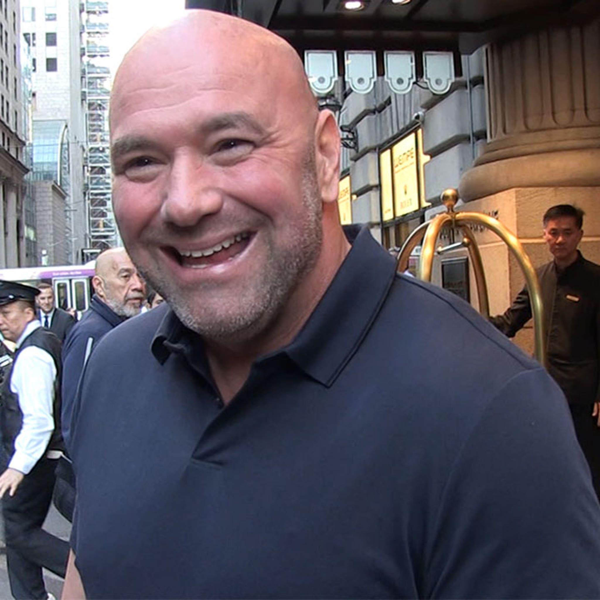 Dana White Says UFC's New 'BMF' Belt will Cost $50k to Make