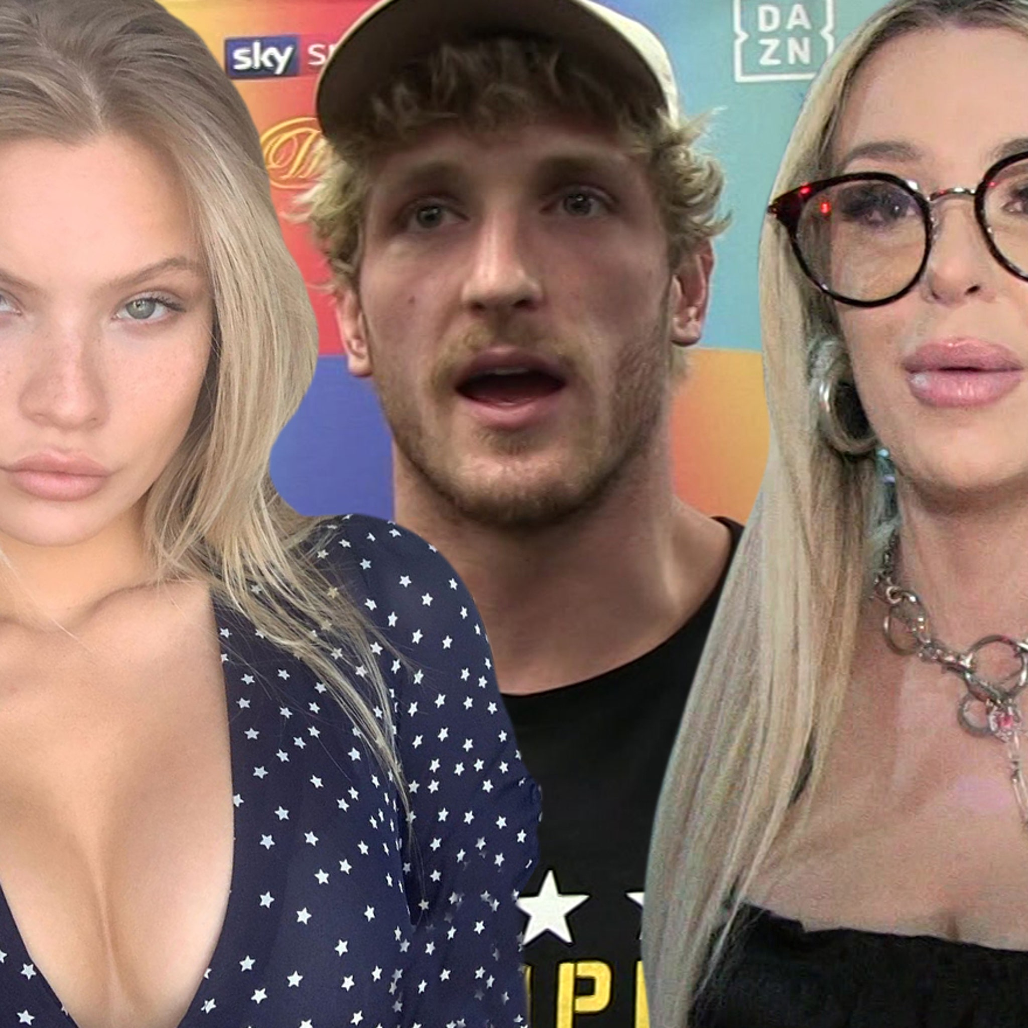 Jake Paul Girlfriend List