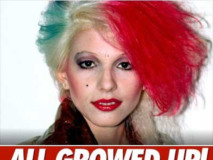 Lead Singer of Missing Persons: 'Memba Her?!