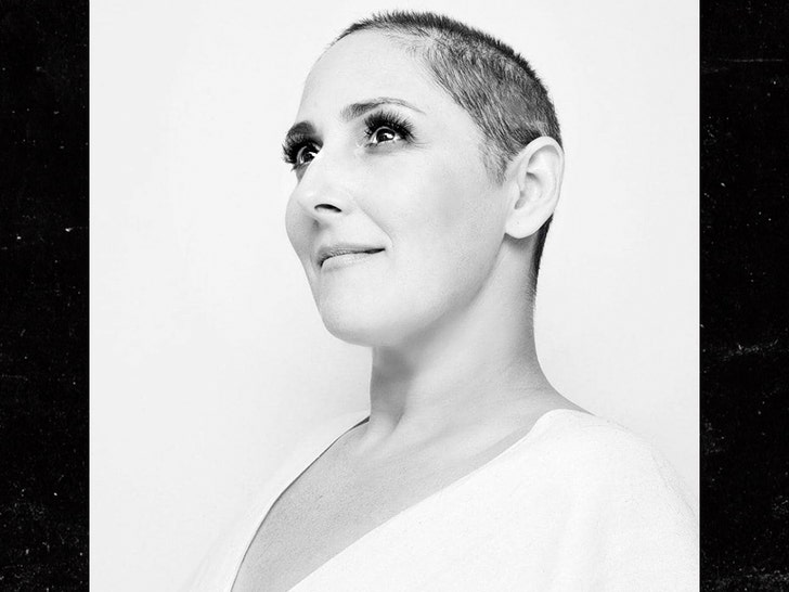 Ricki Lake sets herself free