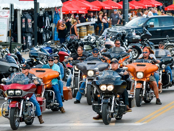 Sturgis Motorcyle Rally