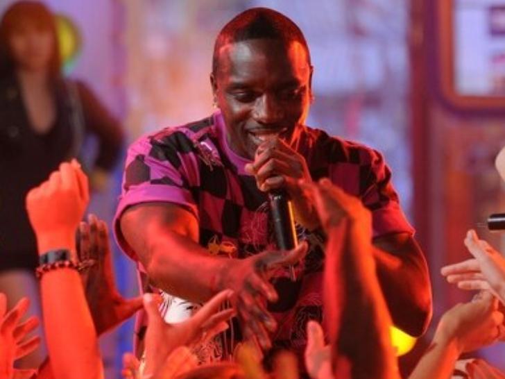 Akon -- Through the Years