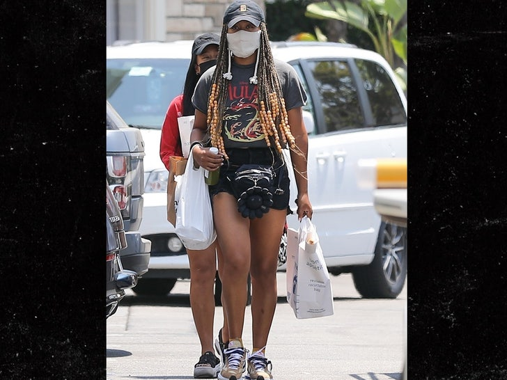 Naomi Osaka's 'Personal Time' Starts with L.A. Grocery Run After Wimbledon Withdrawal.jpg