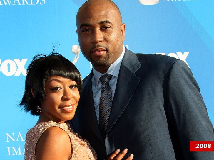 tichina arnold and darico hines together