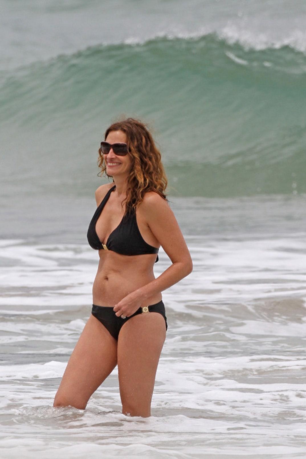 Julia Roberts Bikini Bod Pretty Woman Splashnewsonline Com