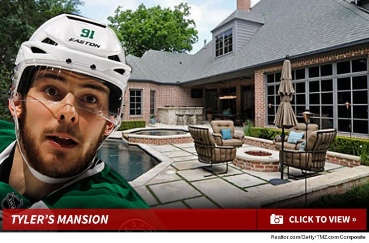 Tyler Seguin's New Texas Retreat