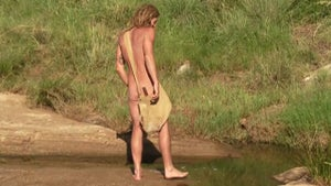 'Naked and Afraid' -- Your Bathtub Is My Toilet