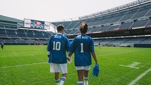 Nick Jonas Rents Out Soldier Field for Birthday Football Game